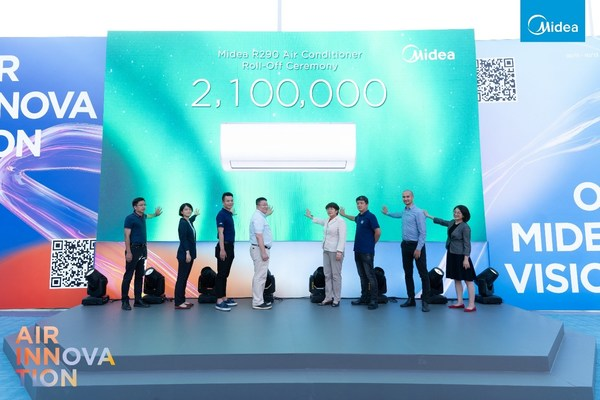Green Vision, Blue Future: Midea Holds Conference to Launch its NZEC Smart Home Solution
